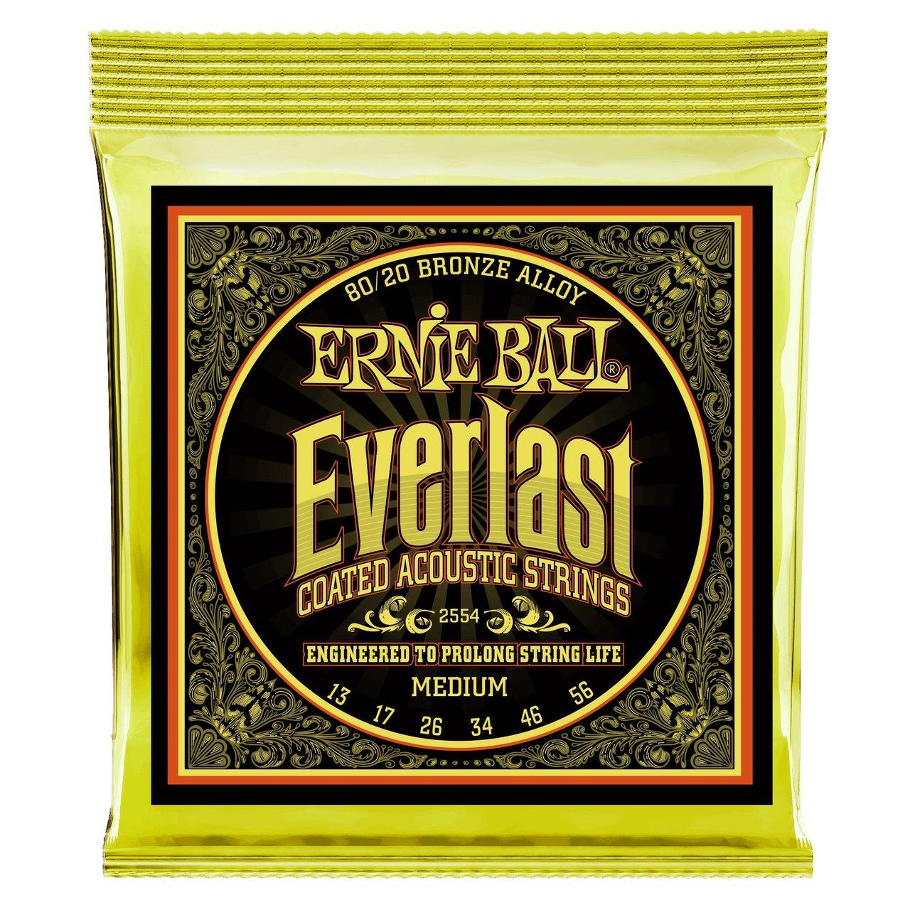Ernie Ball Everlast Bronze Medium.013-.056