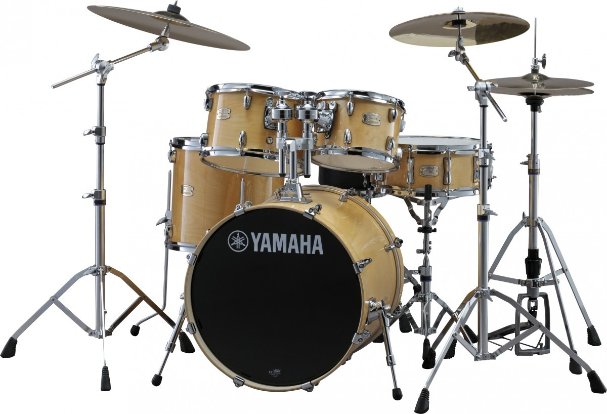 YAMAHA SBP2F5NW NATURAL WOOD + HW680W