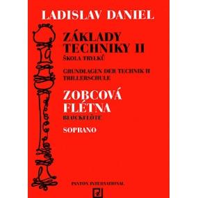 noty Inform Základy techniky II, Zobcová flauta - Ladislav Daniel