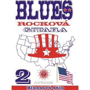 noty Inform Blues Rocková Gitara -2: Bluesové sólo + CD
