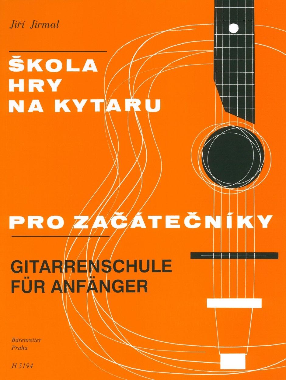 noty Baer Škola hry na kytaru - Jiří Jirmal