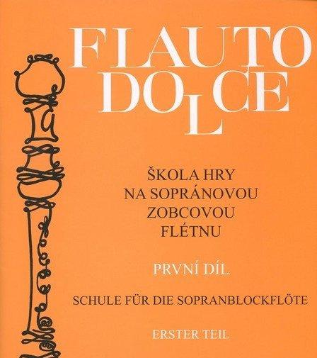 noty Baer Flauto dolce I.diel, Zobcová flauta - Ladislav Daniel