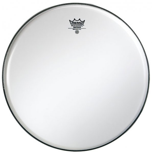 """Remo 18"""" BB-1218-00 blana pre bicie Emperor biela, bass drum"""