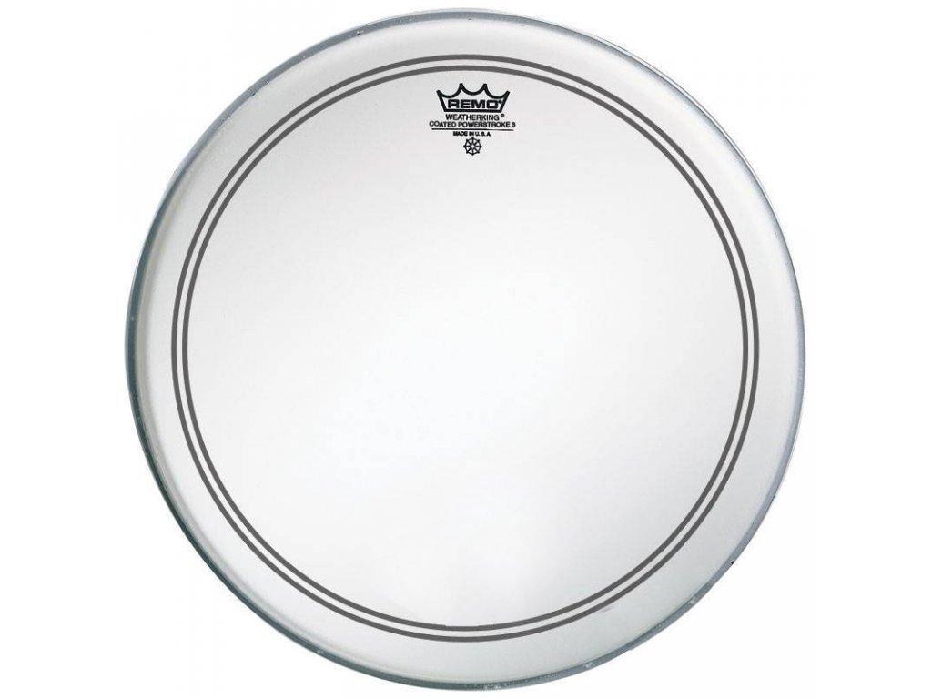 """Remo 22"""" BR-1822-ES blana pre bicie basové bubny"""