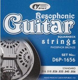 Gorstrings D6P-1656 Resophonic