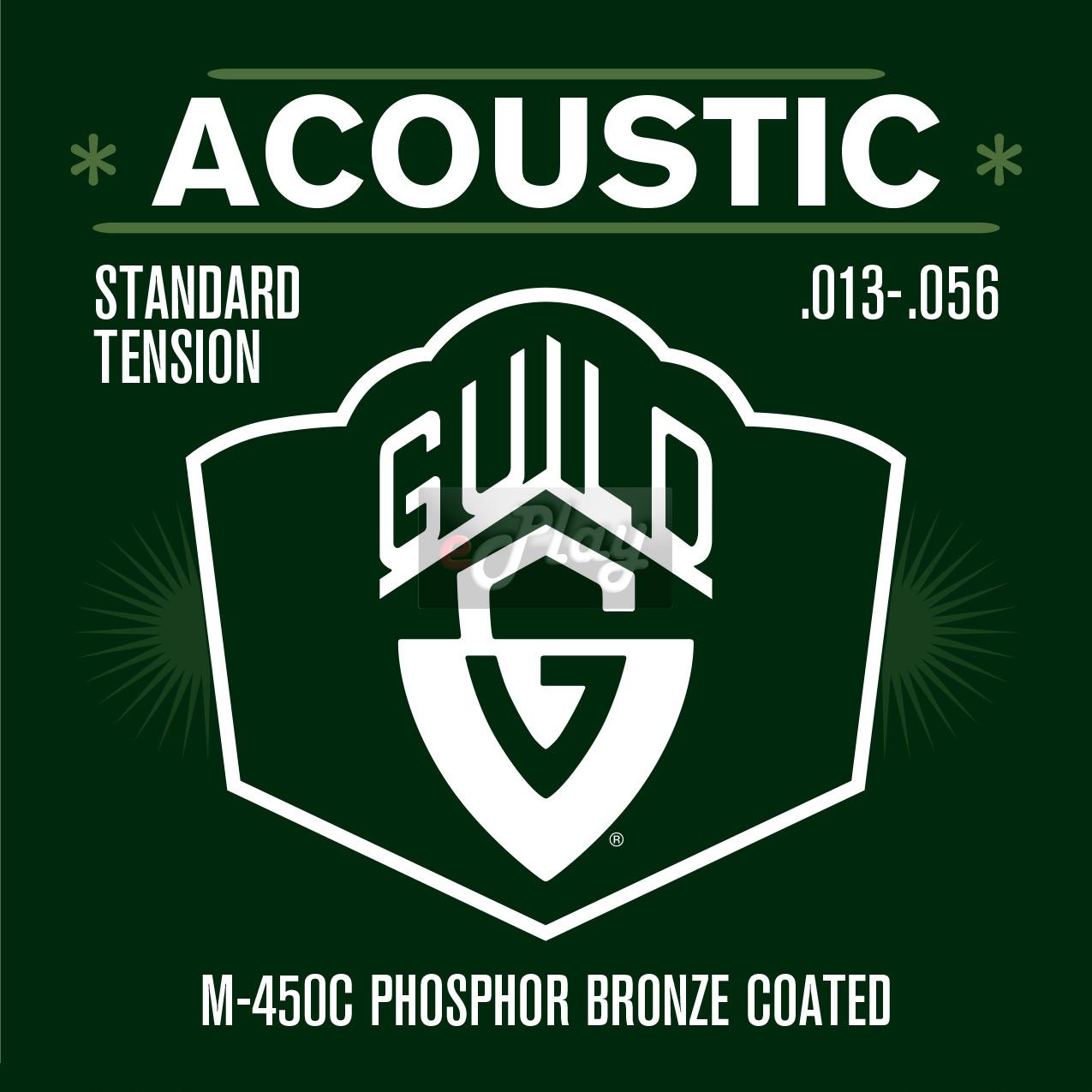 Guild M-450C .013-.056
