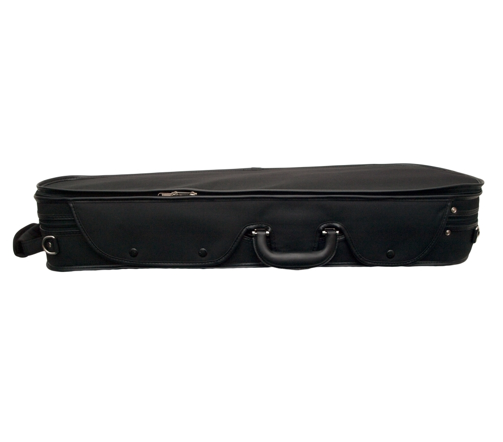 Petz violin case, violin-shaped