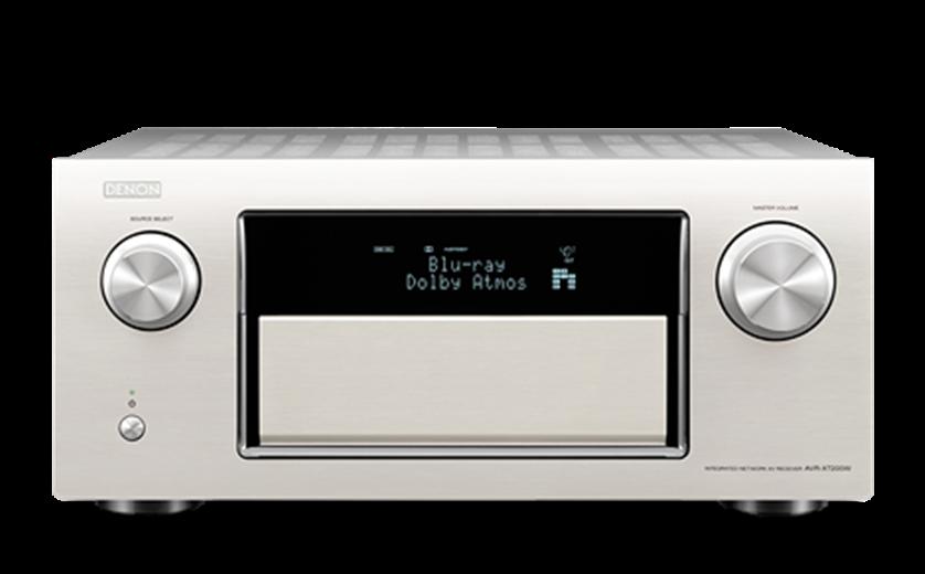 DENON AVR-X7200W Silver