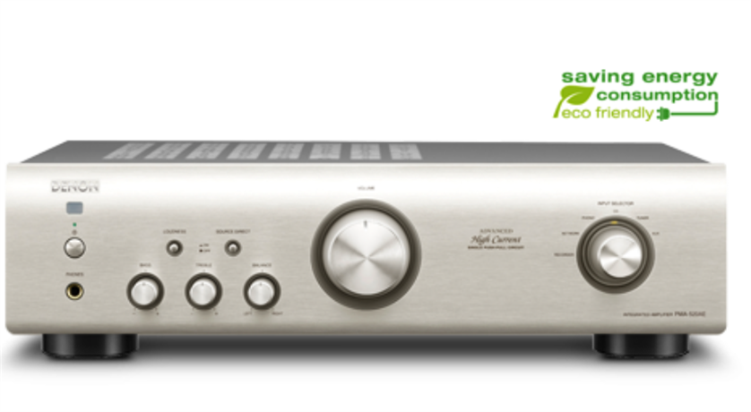 DENON PMA-520 Silver
