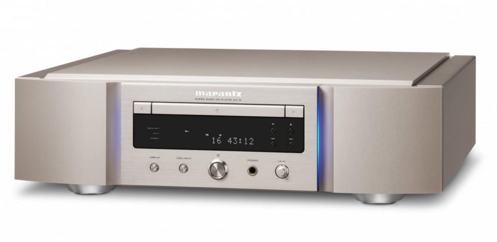Marantz SA-10S1 Silver Gold