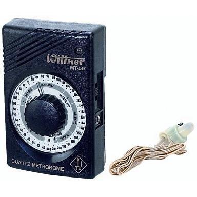 Wittner Metronome MT-50 Black 865061