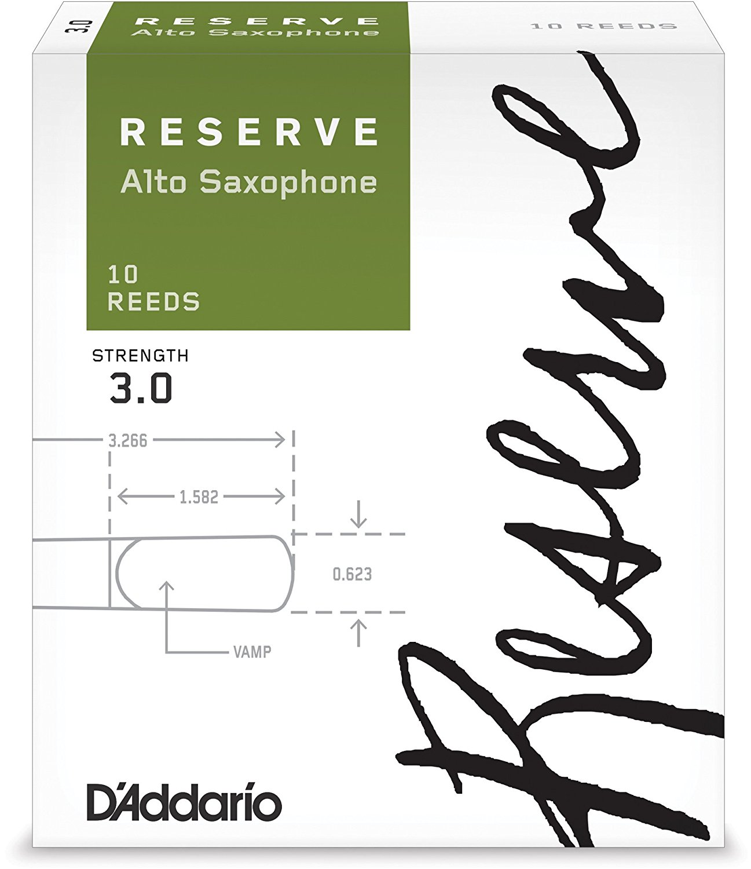 RICO DJR1030 RESERVE alt saxofon, 3.0