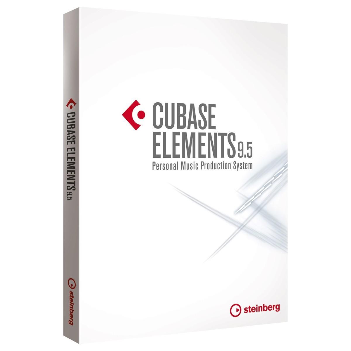 Steinberg Cubase Elements 9.5 Education