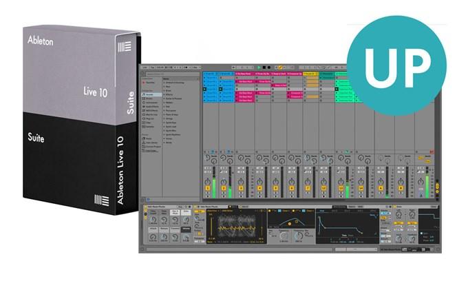 Ableton Live 10 Suite UPG z Intro