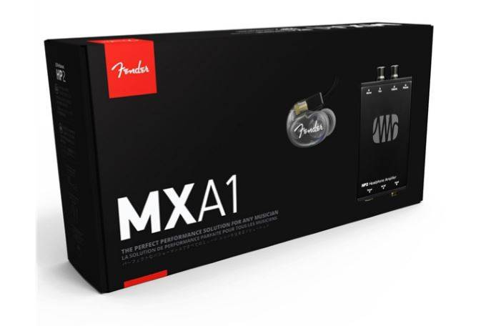 Fender MXA1 Bundle - DXA-1 and HP2 Amplifier