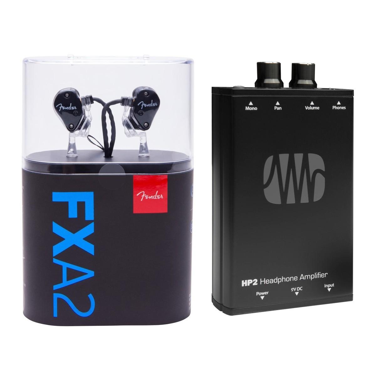 Fender MXA2 Bundle - FXA2 and HP2 Amp