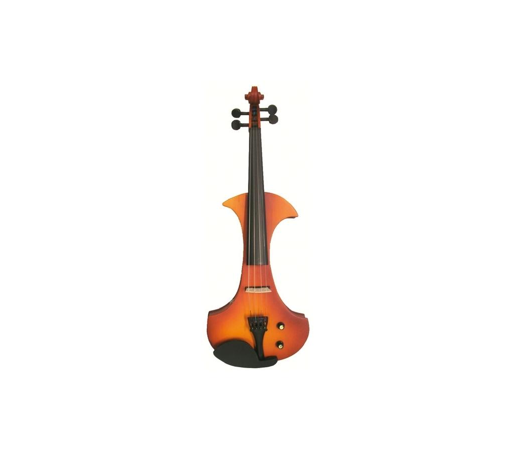 Petz E-Violin, Brown Wood