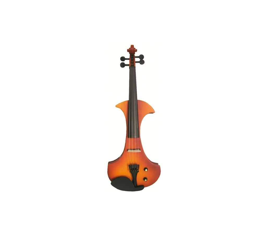 Petz E-Violin, Brown Wood