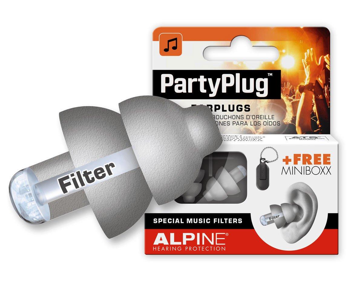 Alpine PartyPlug Silver