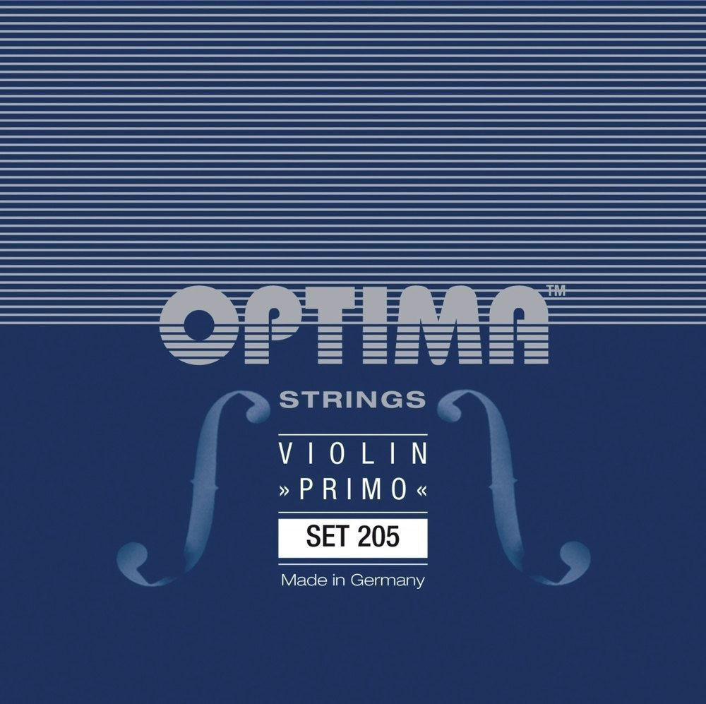 Optima Strings For Violin Gold head E Prec. steel