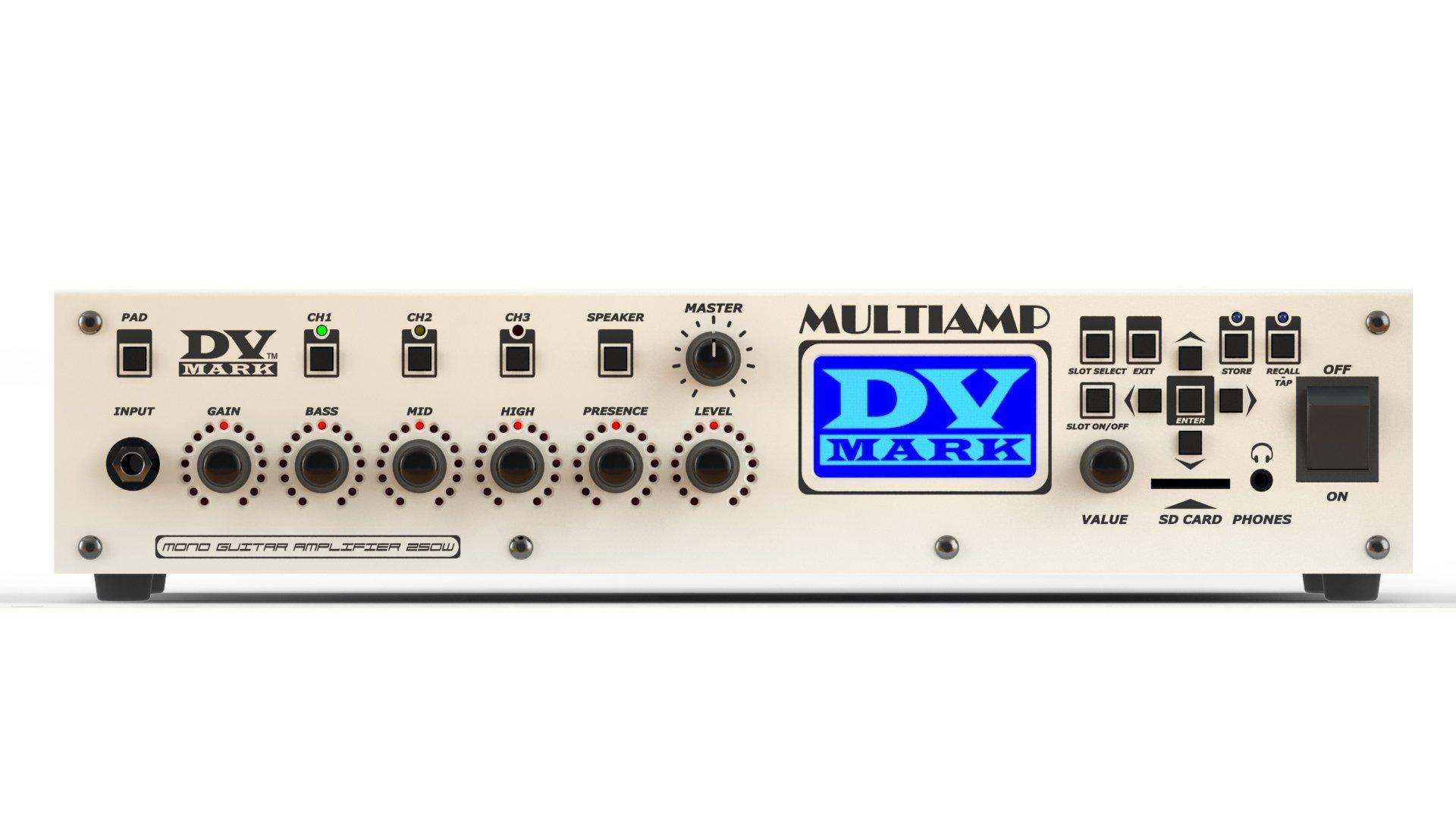 DV Mark Multiamp Mono