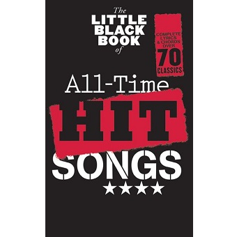MS The Little Black Book Of All-Time Hit Songs