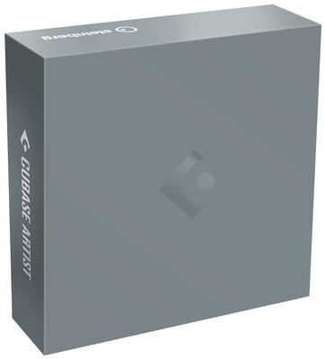 Steinberg Cubase Artist 10 Upgrade from Cubase AI 6 / 7 / 8 / 9 / 9.5