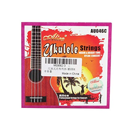 Alice AU046-C Concert Ukulele Strings