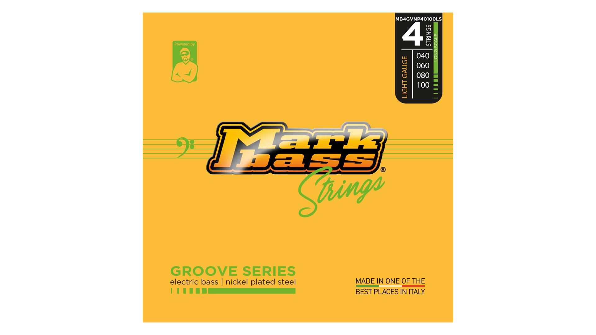 Markbass Groove NP 4 040-100