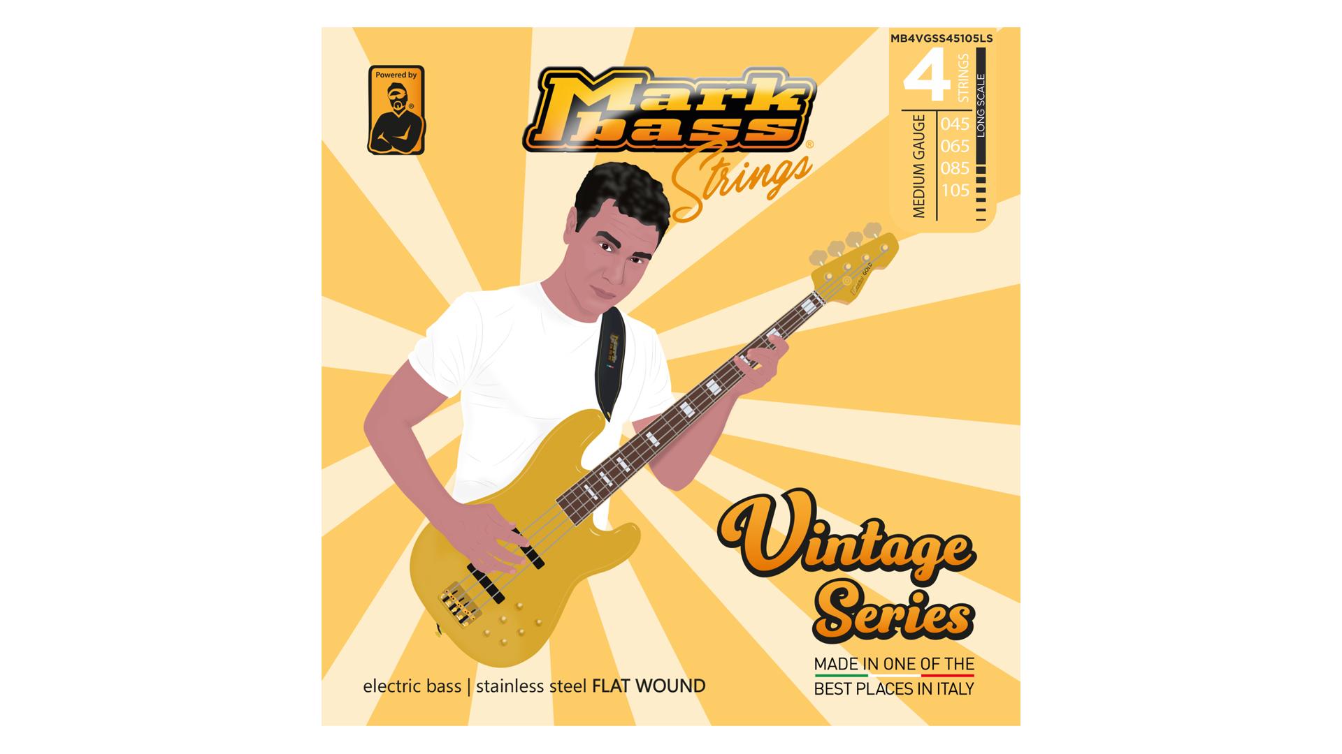 Markbass Vintage SS 4 045-105