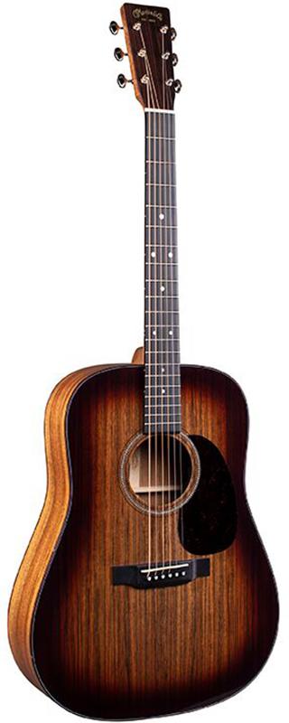 Martin Guitars Martin D-16E Burst Ovangkol