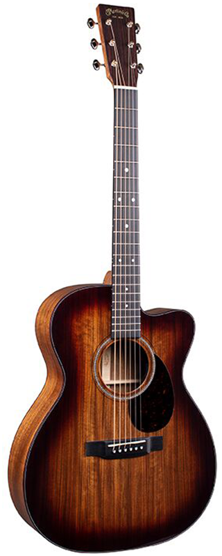 Martin Guitars Martin OMC-16E Burst Ovangkol