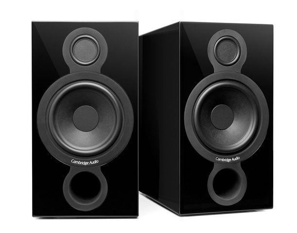 Cambridge Audio CA AeroMax 2 Black (pár)