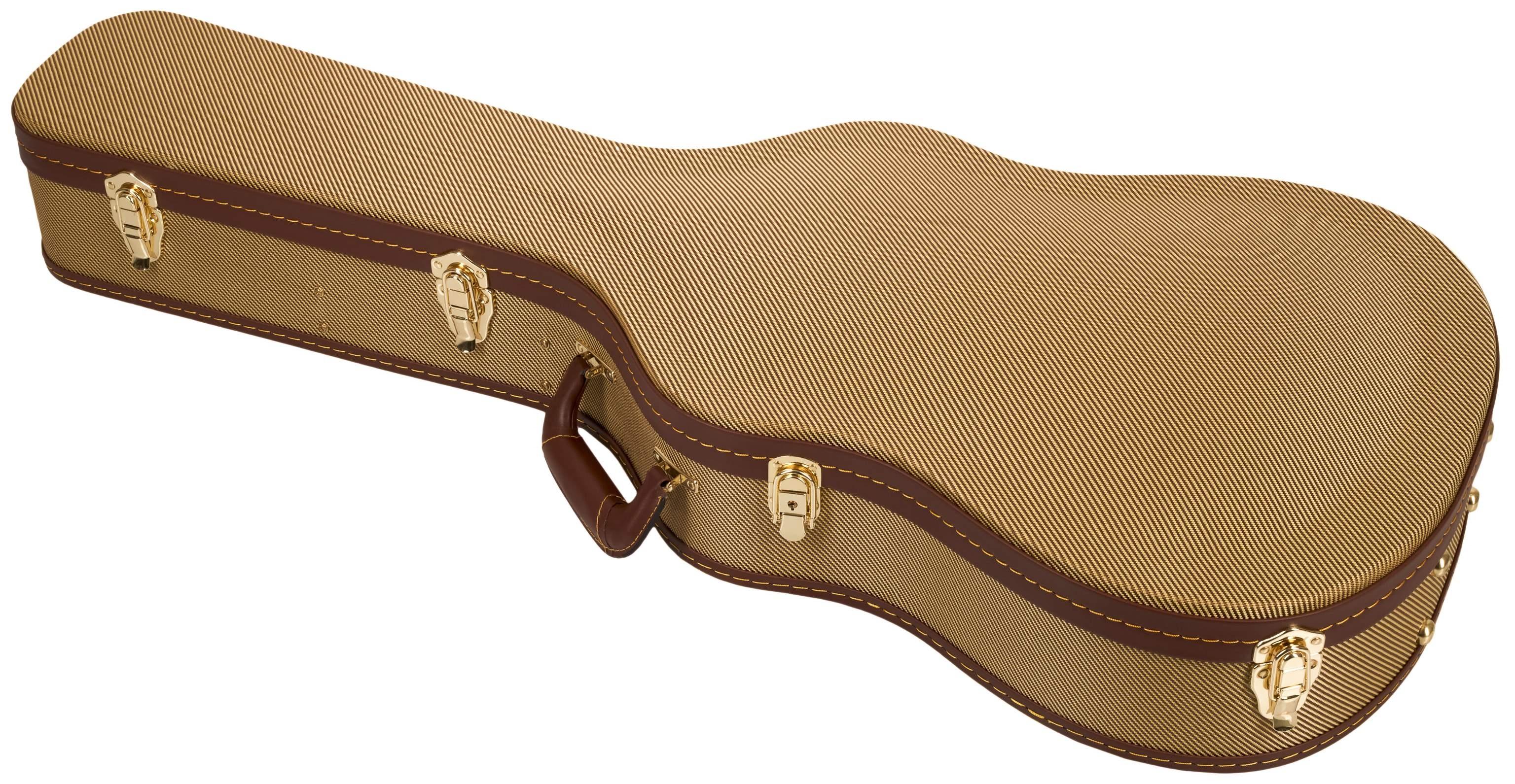 GUARDIAN Classical Guitar Tweed Case
