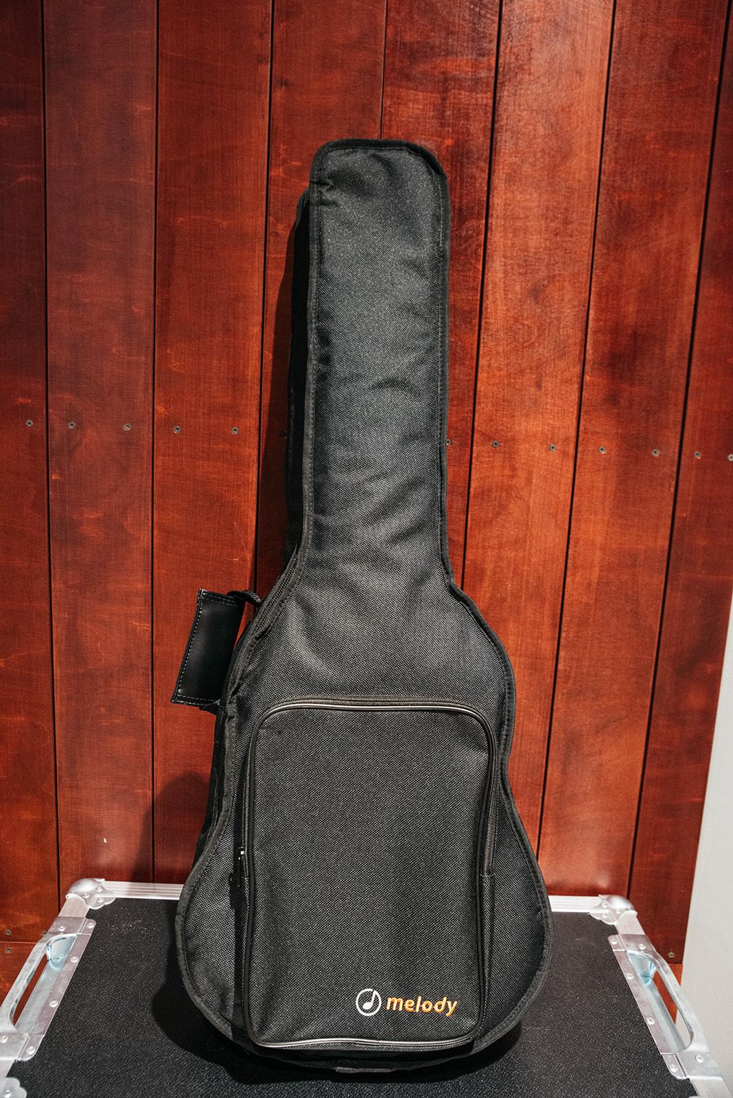 Melody 3/4 Classical Guitar Gig Bag Black