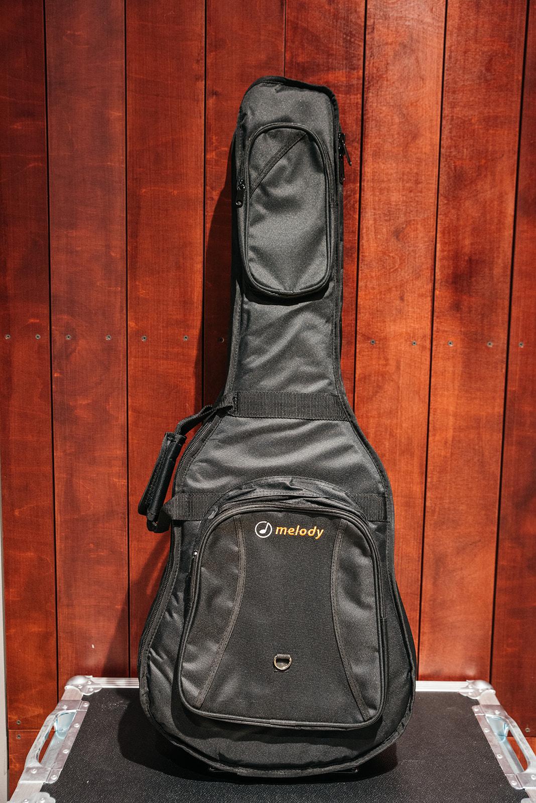 Melody Classical Guitar Gig Bag Black