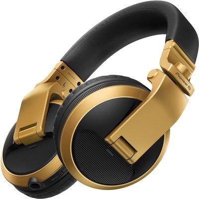 Pioneer Dj HDJ-X5BT Black/Gold