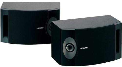 Bose 201 Direct/Reflecting Speakers Black