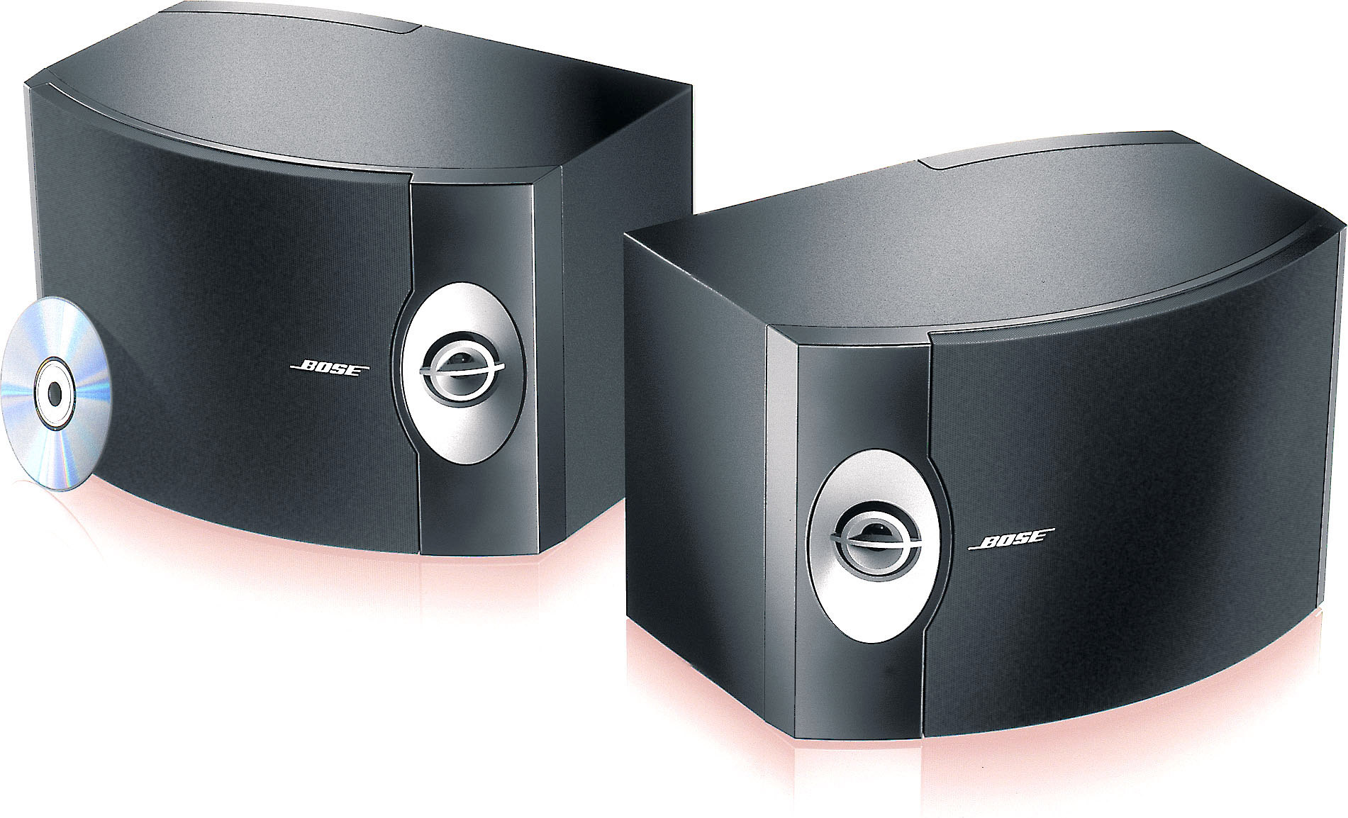 Bose 301 Direct/Reflecting Speakers Black