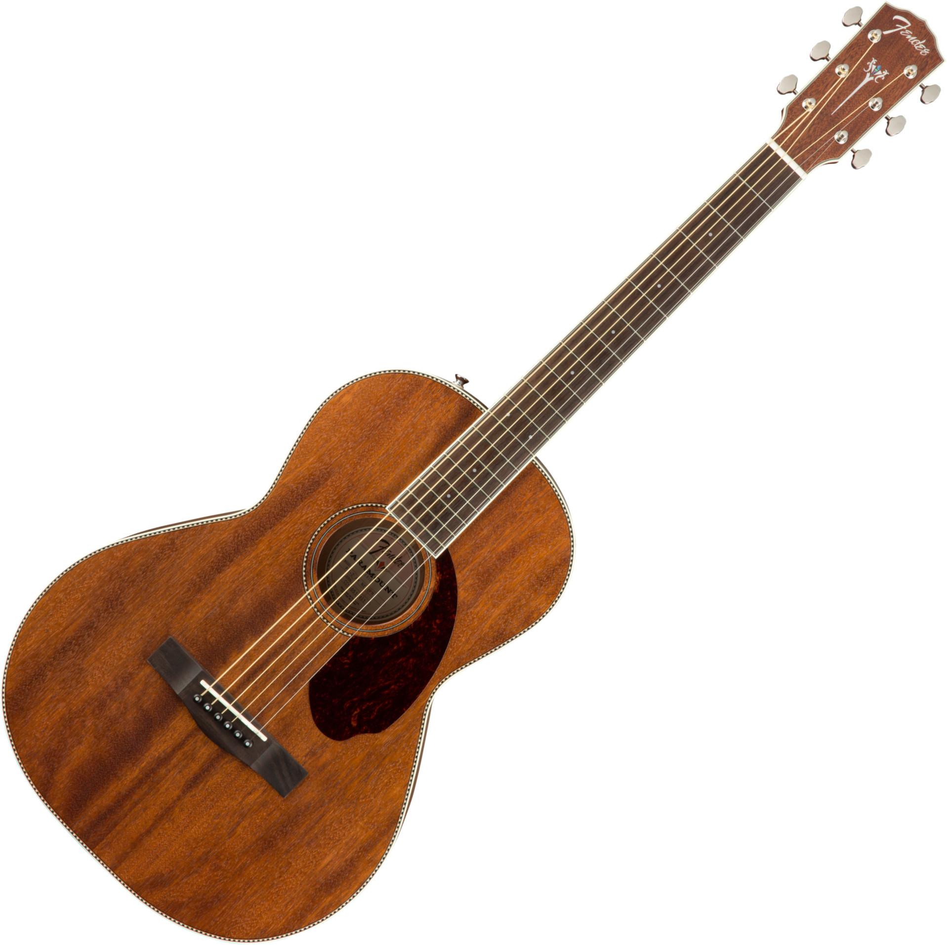 Fender PM-2 Parlor OV All-Mahogany