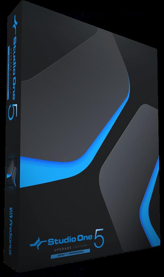 Presonus Studio One 5 Professional Upgrade z Artist