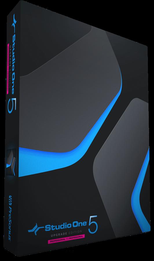 Presonus Studio One 5 Professional EDU upgrade z předchozích verzí
