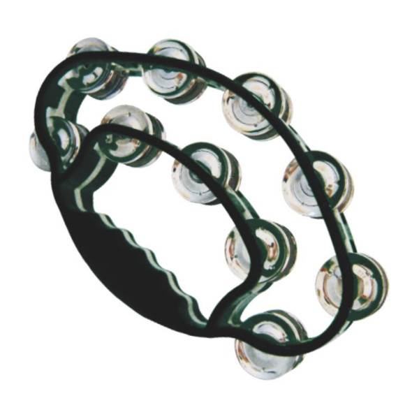 Alice ATB007 Double-ring Butterfly Tambourine