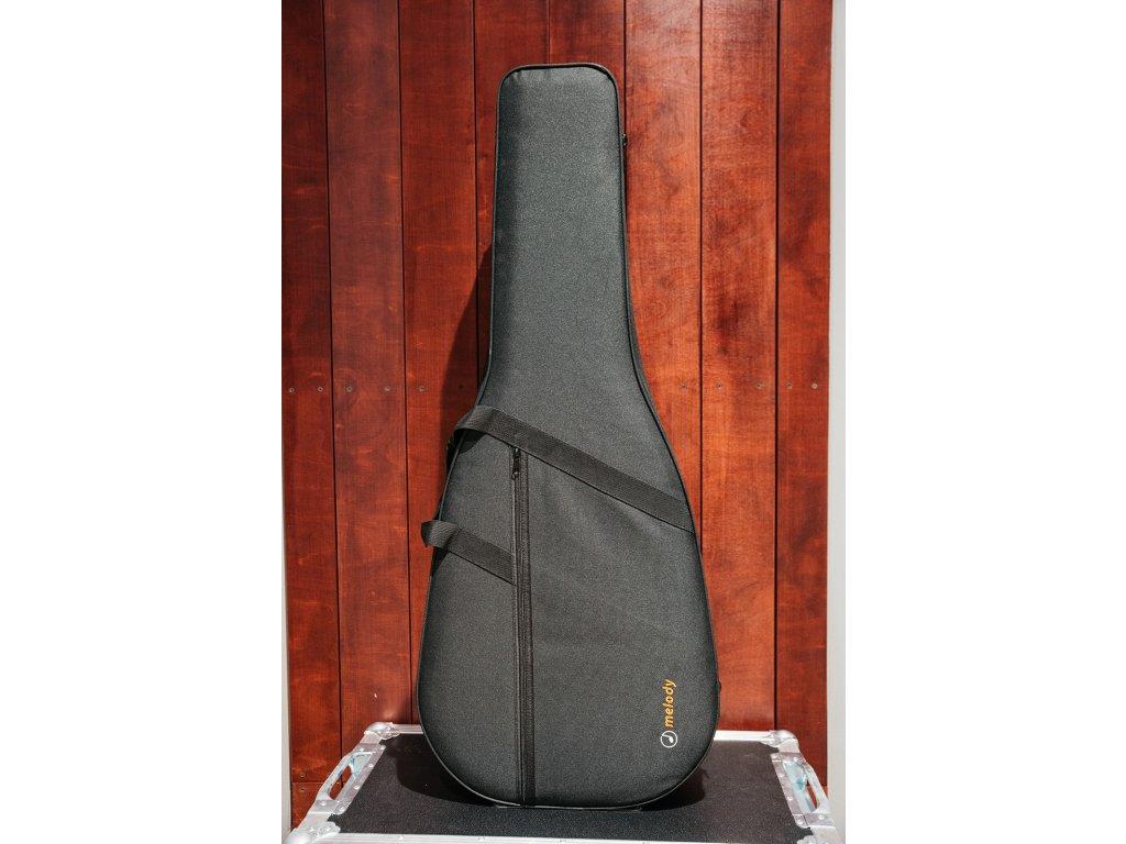 Melody Classical Guitar Case Black