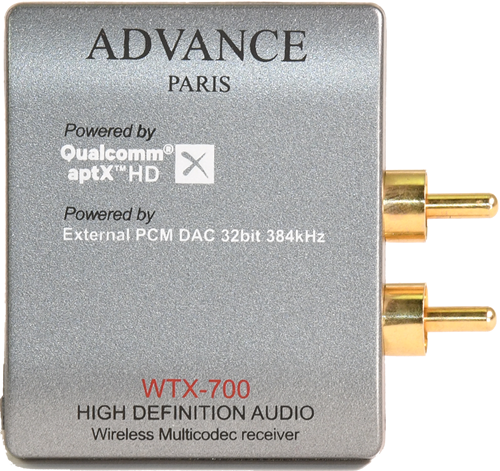 Advance Acoustic WTX 700, bluetooth príjimač