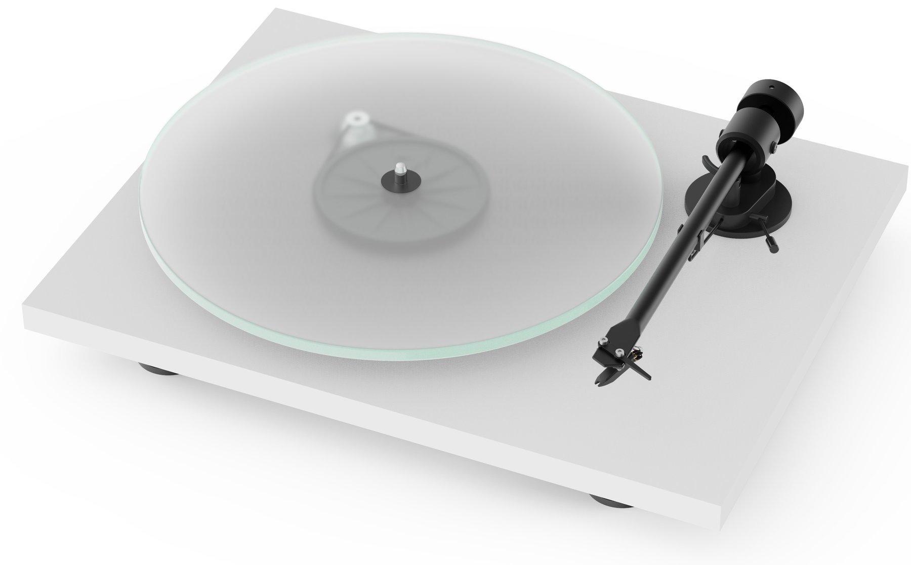 Pro-Ject Pro-Ject T1 OM 5e, white