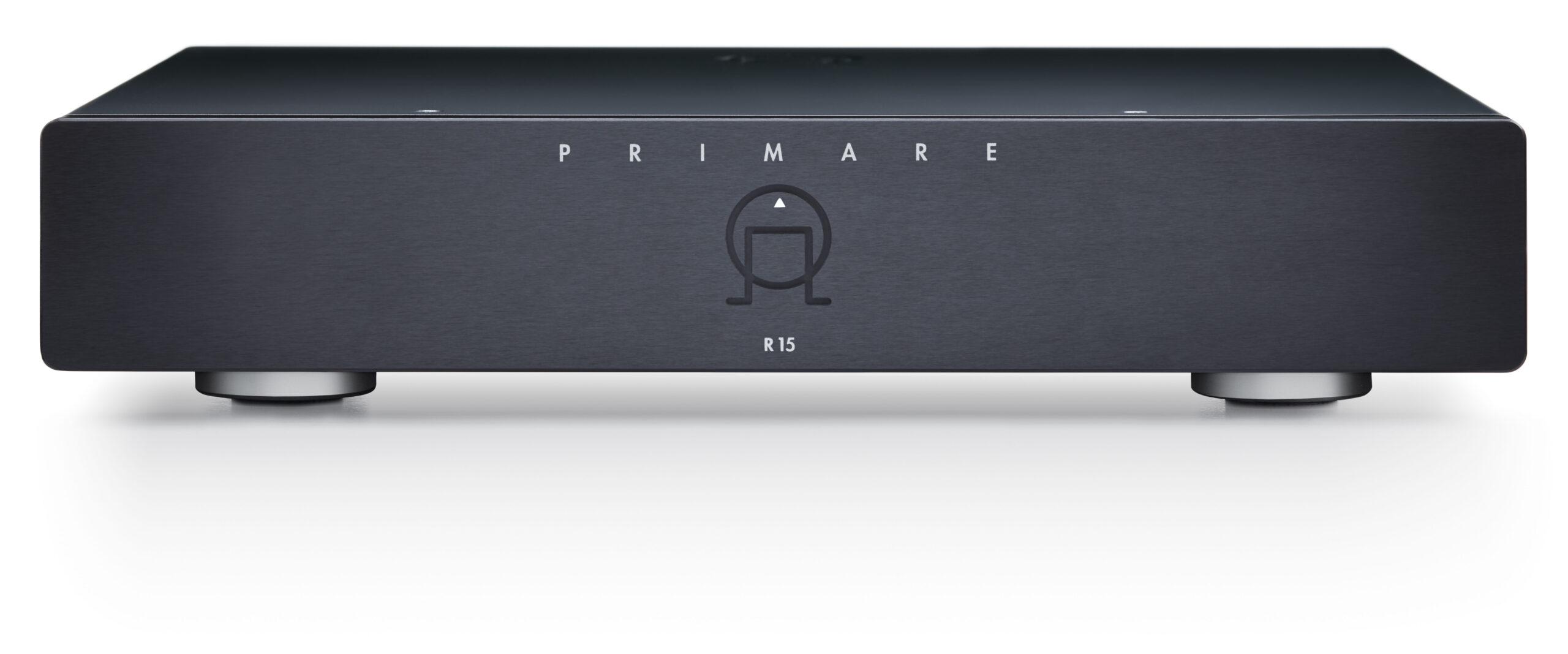 Primare R15 Black