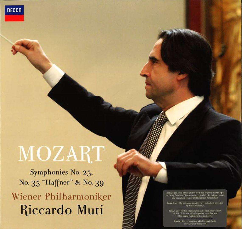 Pro-Ject Riccardo Muti & Wiener Philharmoniker: Mozart
