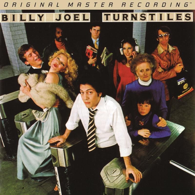 Mobile Fidelity Sound Lab Billy Joel - Turnstiles