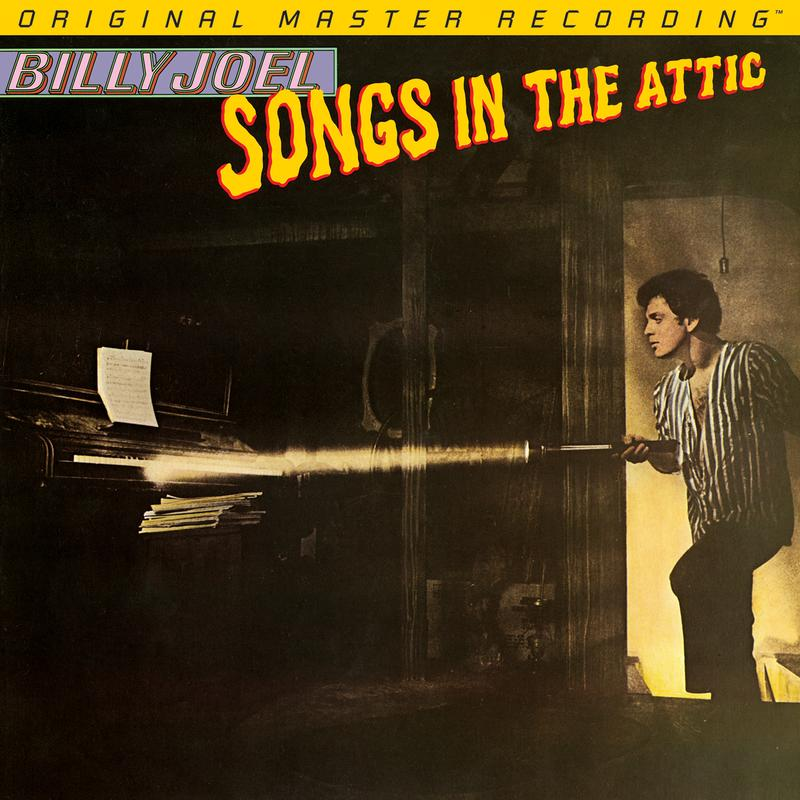 Mobile Fidelity Sound Lab Billy Joel - Songs in the Attic